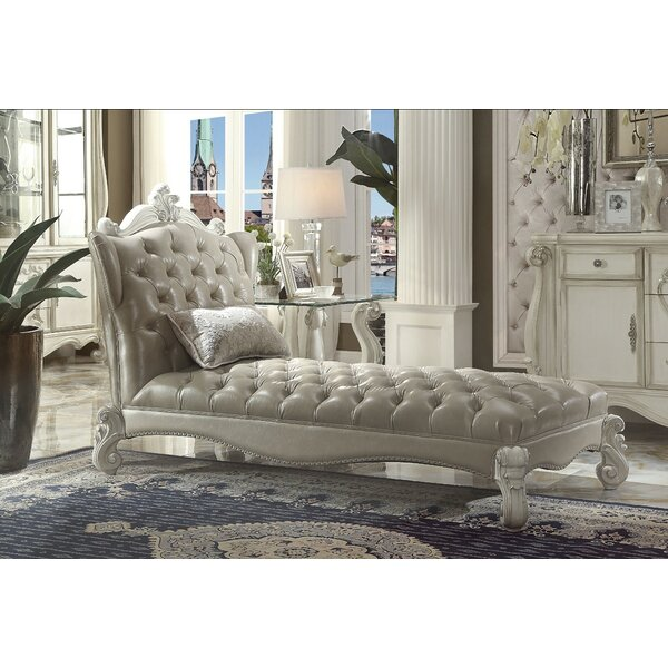 Poku Chaise Lounge By Astoria Grand