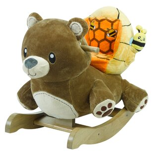 Purchase Critters Honey Bear Rocker By Rockabye