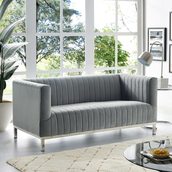 Weekend Choice Winkleman Loveseat by Orren Ellis by Orren Ellis