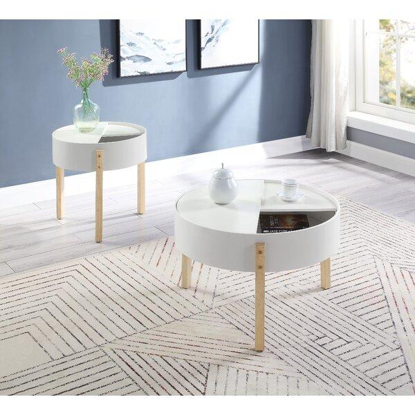 Villalba 2 Piece Coffee Table Set By Corrigan Studio