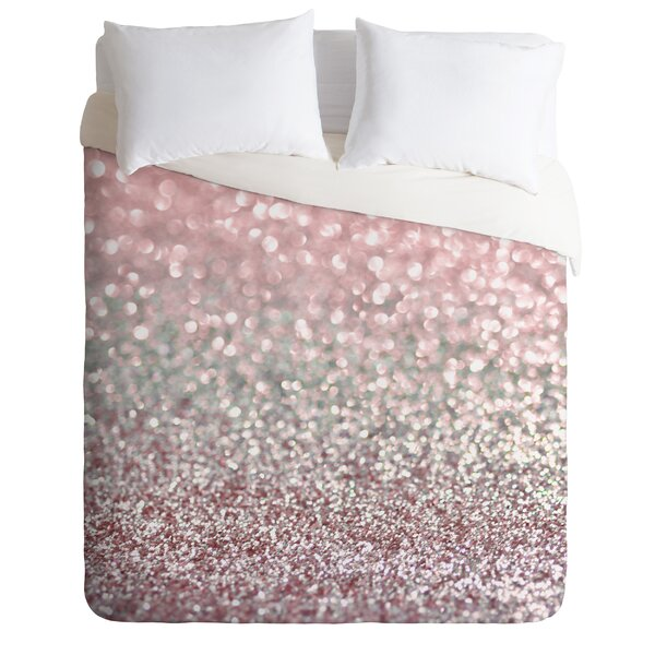 Lightweight Snowfall Duvet Cover Collection