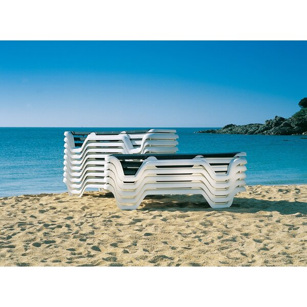 Lutton Sun Reclining Chaise Lounge (Set of 2) by Freeport Park
