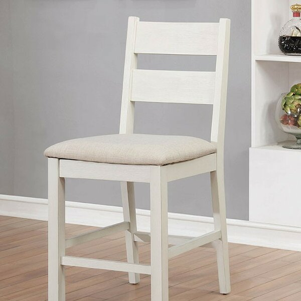 Quintana Upholstered Dining Chair (Set of 2) by August Grove