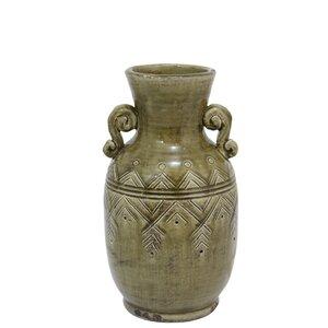 Indian Ceramic Vase