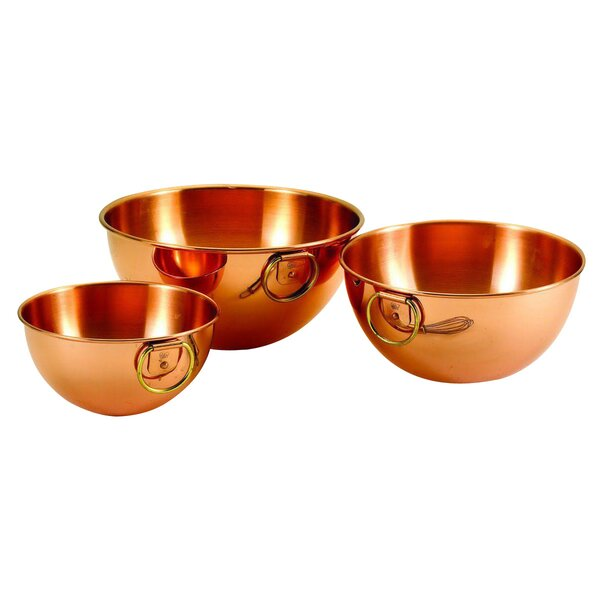 Oakdale 3 Piece Beating Bowl Set by Mint Pantry