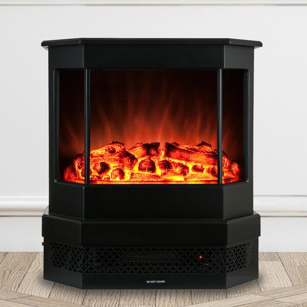 400 sq. ft. Vent Free Electric Stove by AKDY