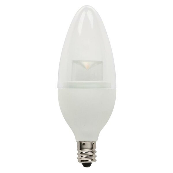 3W E12 Dimmable LED Candle Light Bulb by Westinghouse Lighting