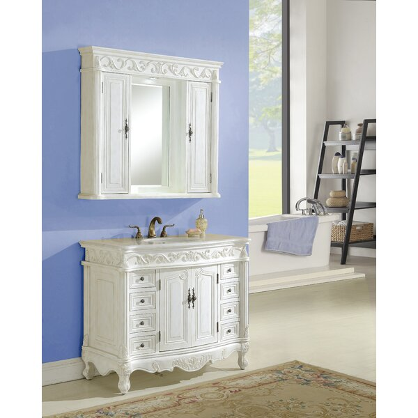 Alexis 42 Single Bathroom Vanity Set by Astoria Grand