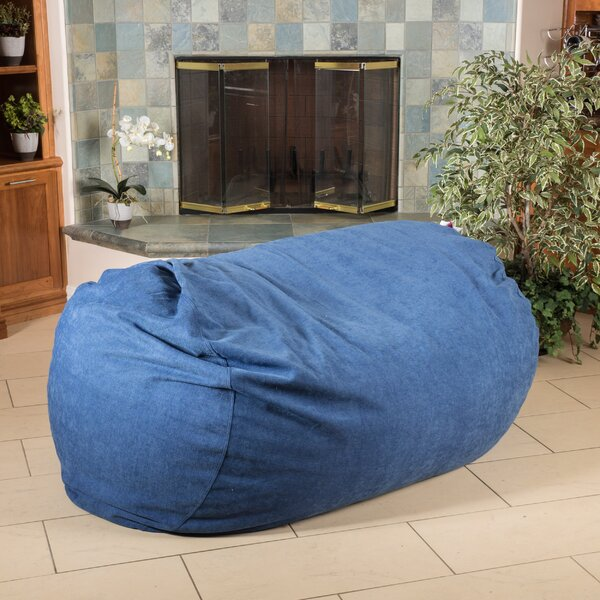 Bean Bag Sofa by Symple Stuff