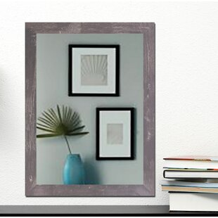 Affordable Levon Barnwood Vanity Mirror ByMillwood Pines
