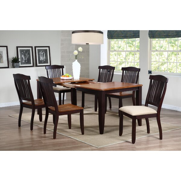 Open Solid Wood Dining Chair (Set Of 2) By Iconic Furniture