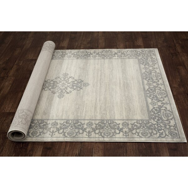Avalon Gray Area Rug by World Rug Gallery