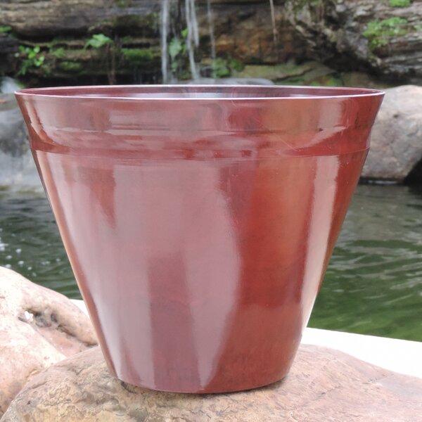 Nile Fiber Clay Pot Planter by Griffith Creek Designs