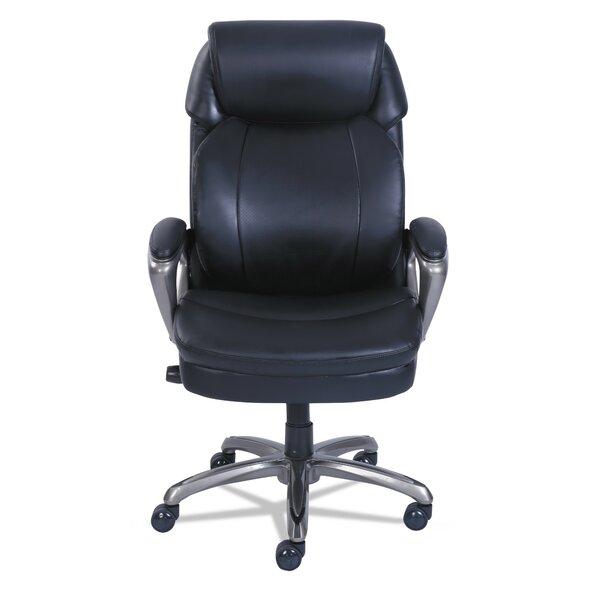Hartl Ergonomic High-Back Executive Chair by Red Barrel Studio