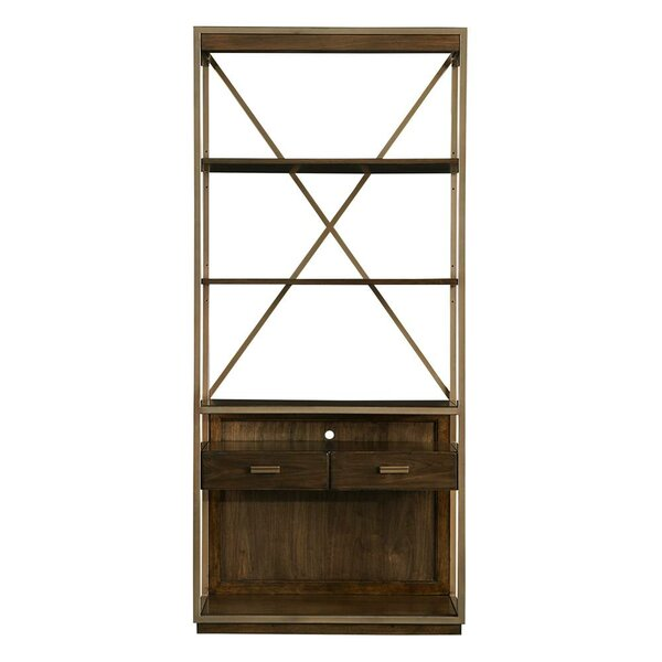 Santa Clara Etagere Bookcase by Stanley Furniture