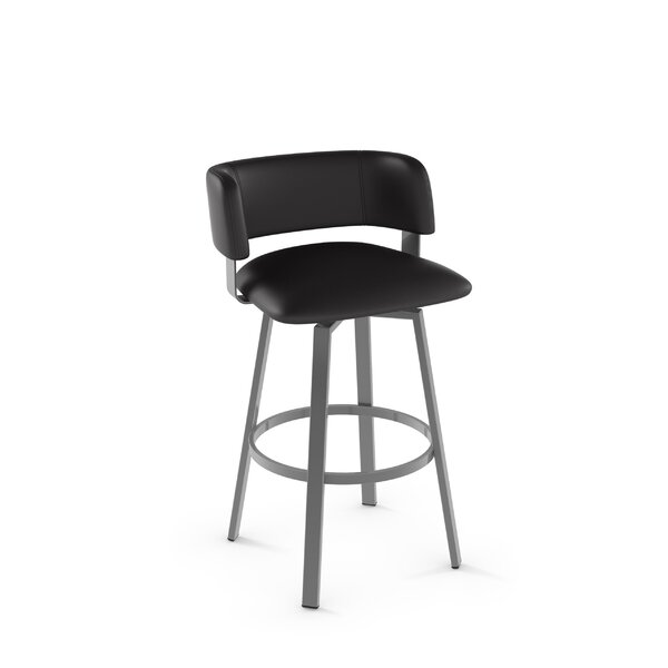 Stinson 30 Swivel Bar Stool by Amisco