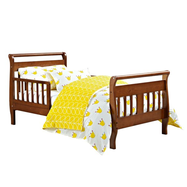 Cadorette Toddler Bed by Harriet Bee