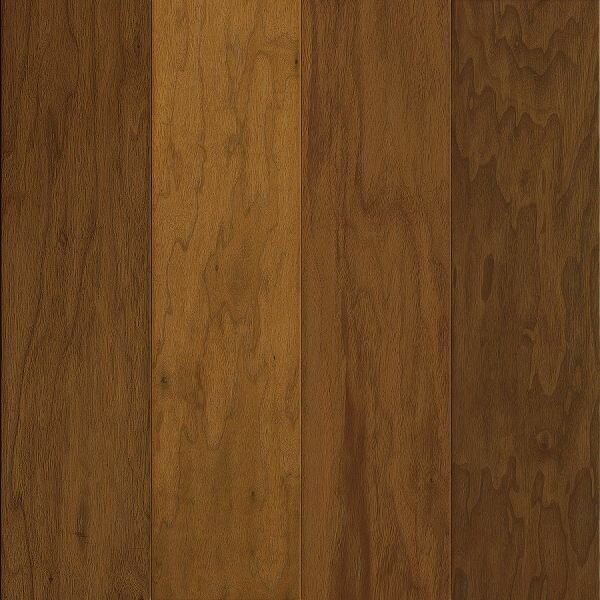 American Scrape 5-3/4 Engineered Walnut Hardwood Flooring in Desert Scape by Armstrong Flooring
