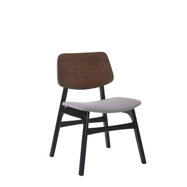 Paityn Modern Curved Back Upholstered Dining Chair (Set of 2) by Corrigan Studio