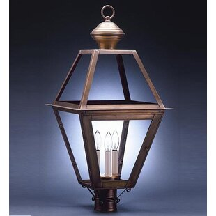 Best Choices Boston 3-Light Lantern Head By Northeast Lantern