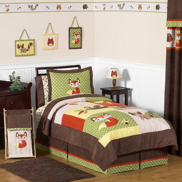 Forest Friends Kid Comforter Collection by Sweet Jojo Designs