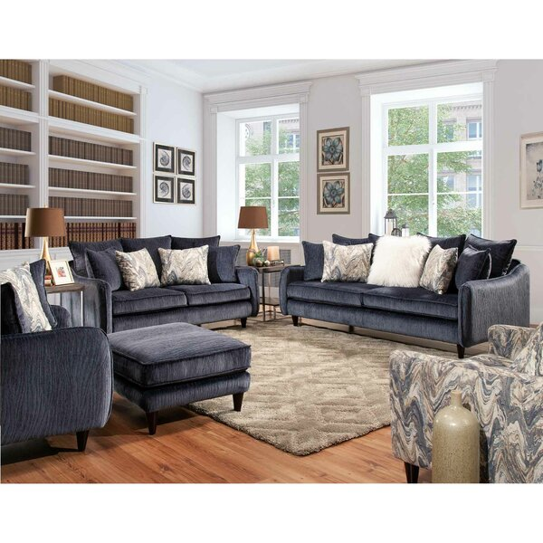 Everly Configurable Living Room Set by House of Hampton