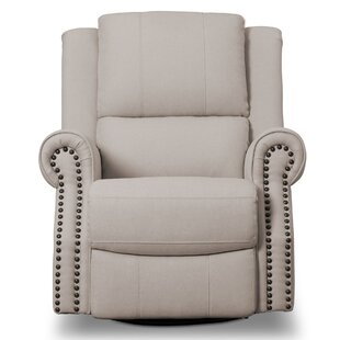 Price Check Chazen Manual Glider Recliner By Red Barrel Studio
