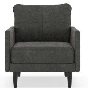 Courtright Micro Suede Armchair