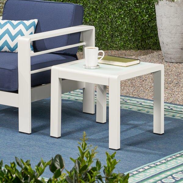 Roselee Outdoor Side Table by Brayden Studio