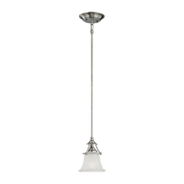 Harmony 1-Light Cone Pendant by Thomas Lighting