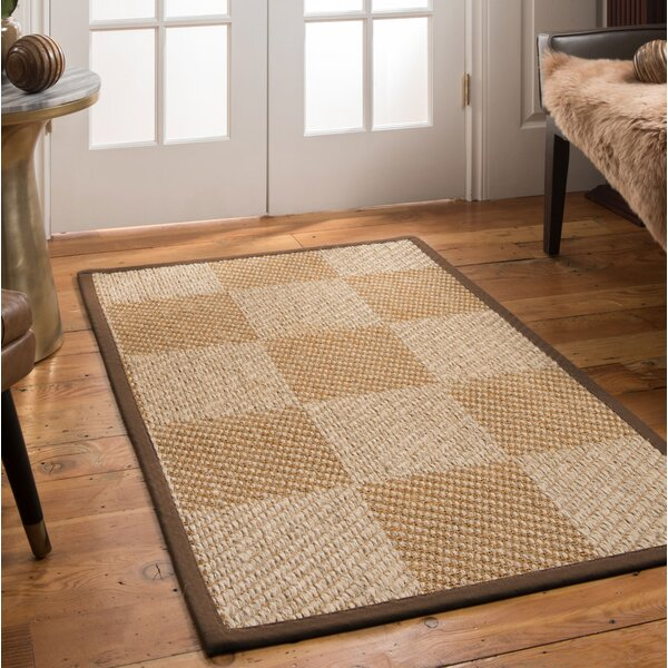 Phantom HandWoven Beige Area Rug by Natural Area Rugs