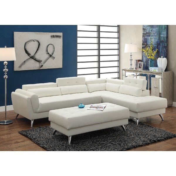 Strock 2 Piece Living Room Set by Orren Ellis