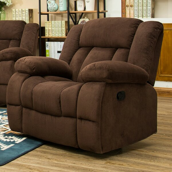 Glidden Manual Glider Recliner