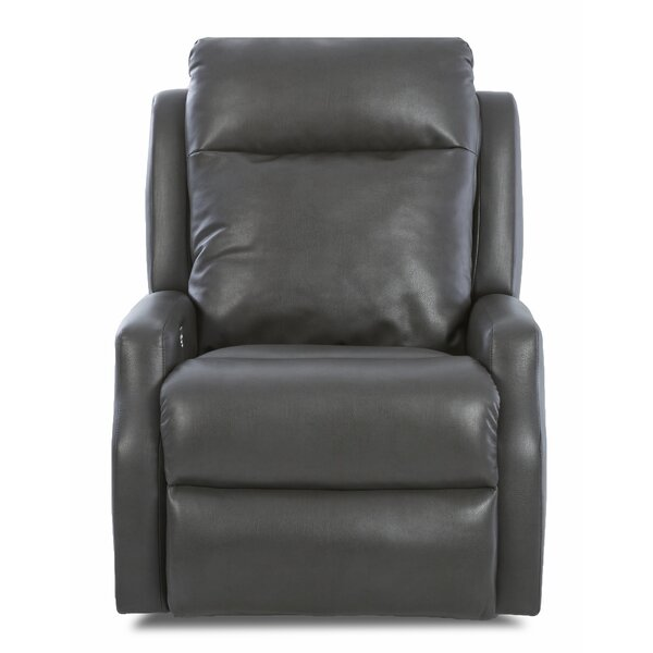 Takengon Recliner with Foam Seat Cushion by Latitude Run