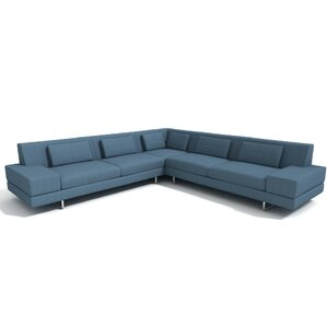 Charming Hamiln Corner Sectional Sofa Part 31
