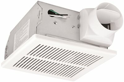 50 CFM Bathroom Fan by Monument
