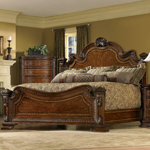 Brussels Standard Bed by Astoria Grand