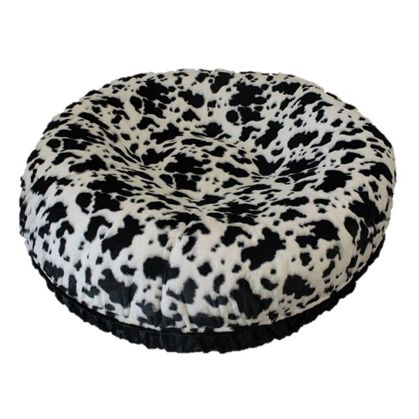 Puma Spotted Pony Bagel Pillow Bed by Bessie and Barnie