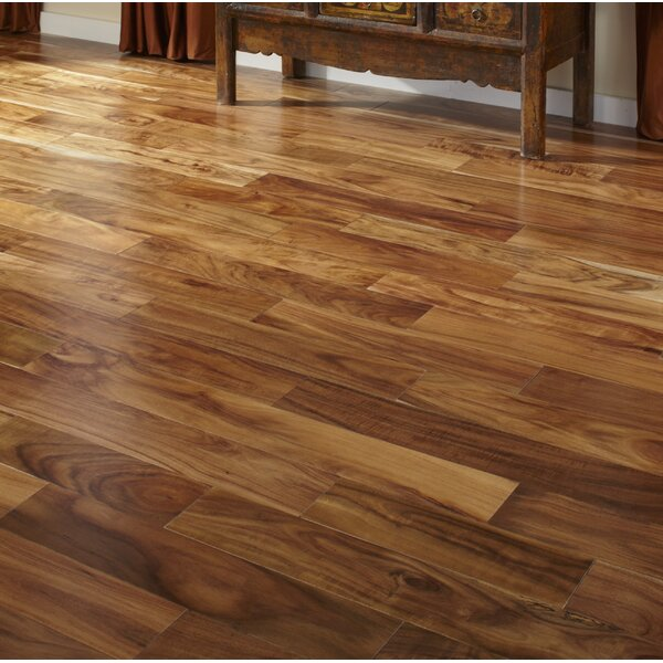 5 Myra Engineered Acacia Hardwood Flooring in Tan by Welles Hardwood