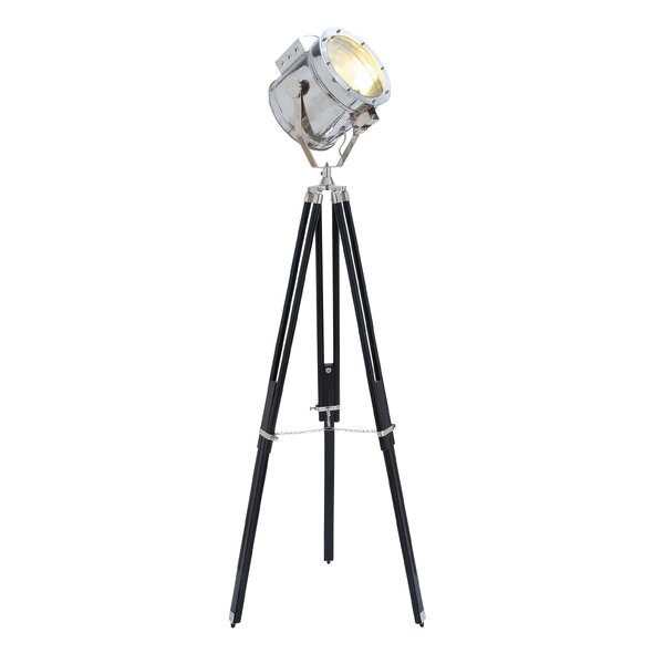 Balduin 65 Tripod Floor Lamp by Trent Austin Design