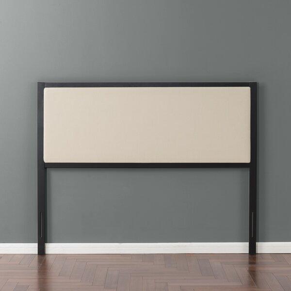 Dunnygarran Metal Upholstered Panel Headboard by Gracie Oaks