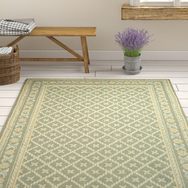 Pipers Green Area Rug by August Grove