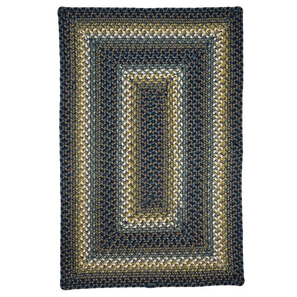 Mckinley Black Indoor/Outdoor Area Rug by Homespice Decor