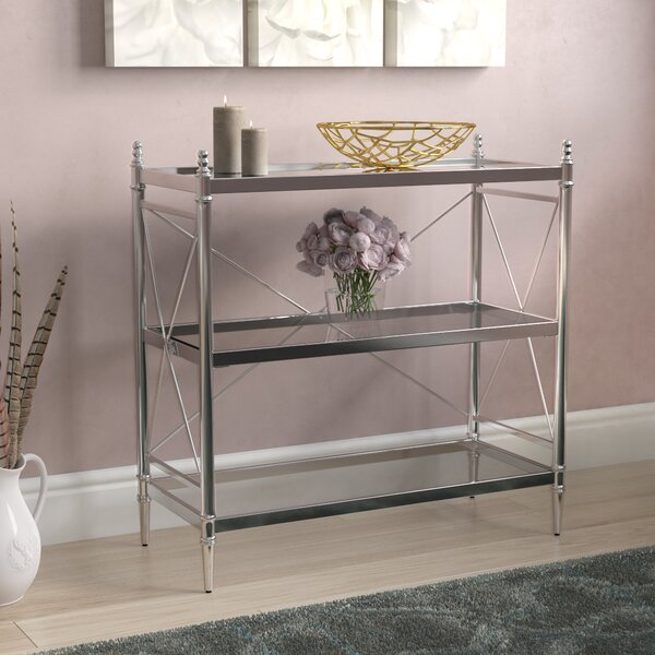 Westra Floor Console Table By Willa Arlo Interiors