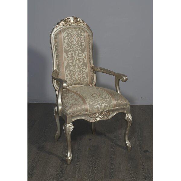 Dehner Armchair by Astoria Grand