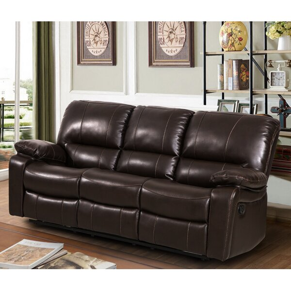 Barraza Reclining Sofa by Winston Porter