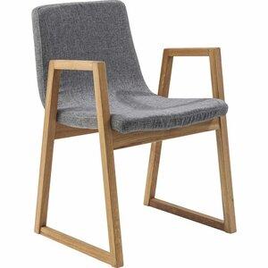 Armlehnstuhl Trapez von KARE Design