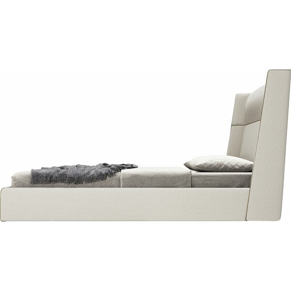 Darinka Sleigh Bed by Orren Ellis