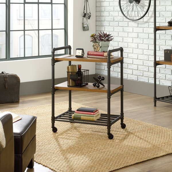 Ulen Multi Purpose Bar Cart by Williston Forge