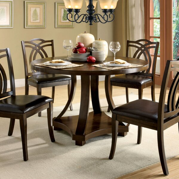 Kirklin Dining Table by Three Posts